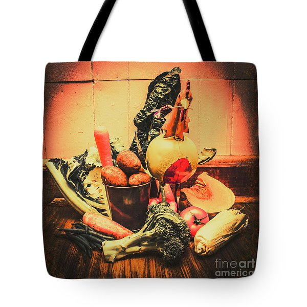 Country Kitchen Art Tote Bag