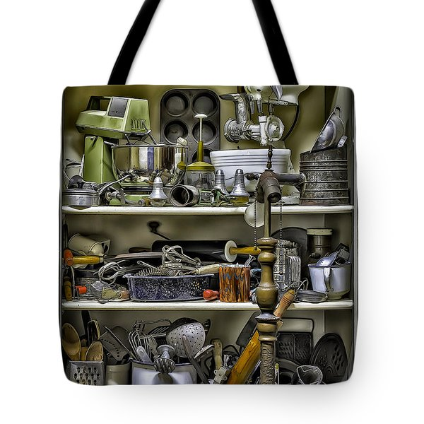 Country Kitchen Pantry Tote Bag