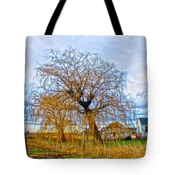 Country Life Artististic Rendering Tote Bag