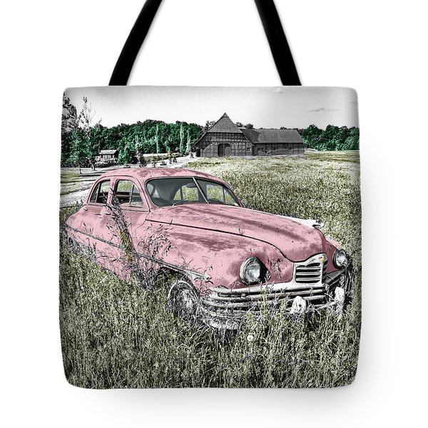 Country Life Tote Bag by Ericamaxine Price