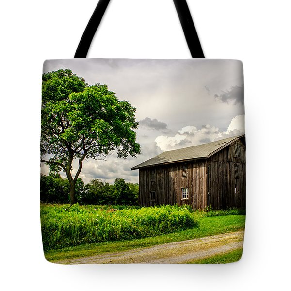Country Life Tote Bag by Skip Tribby