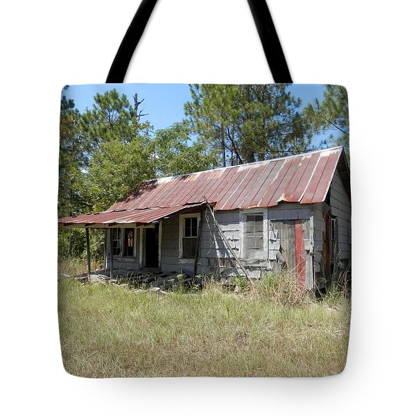 Country Living Gone To The Dawgs Tote Bag