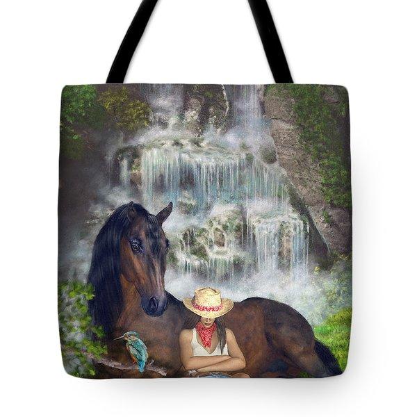 Country Memories 1 Tote Bag