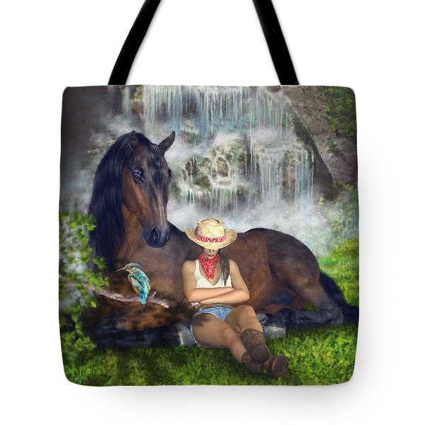 Country Memories 1 Tote Bag