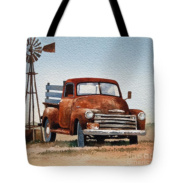 Country Memories Tote Bag by James Williamson