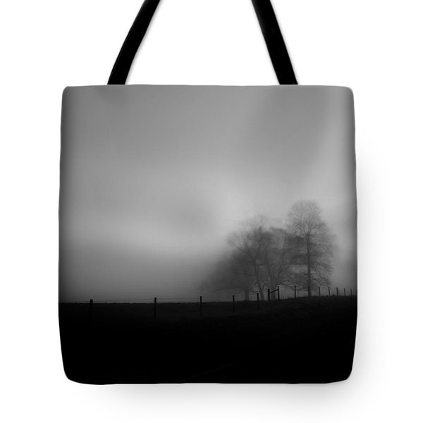 Country Morning Vision Georgia Usa Tote Bag by Sally Ross