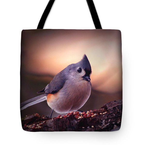 Country Mouse... Tote Bag