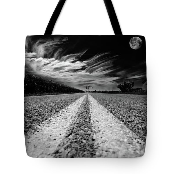 Country Road 51 Tote Bag