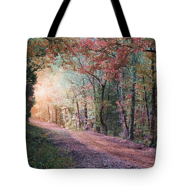 Country Road Tote Bag by Bill Stephens