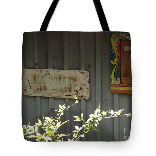 Country Store Tote Bag