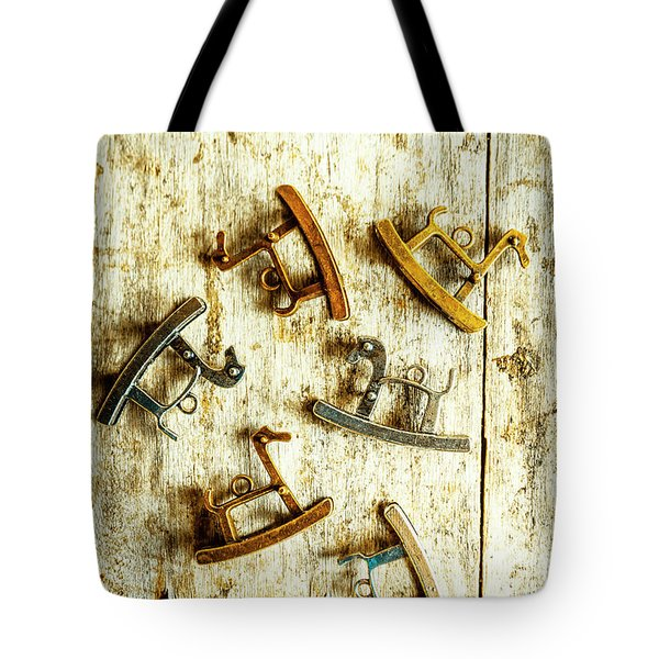 Country Toy Art Tote Bag