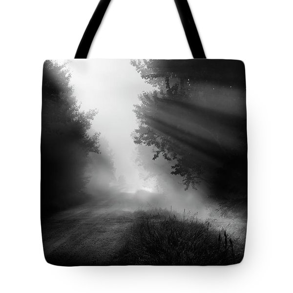 Country Trails Tote Bag by Dan Jurak