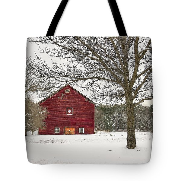 Country Vermont Tote Bag