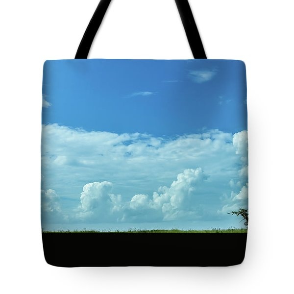 Tote Bag featuring the photograph Countryside by Andrea Anderegg