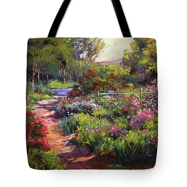 Countryside Gardens Tote Bag
