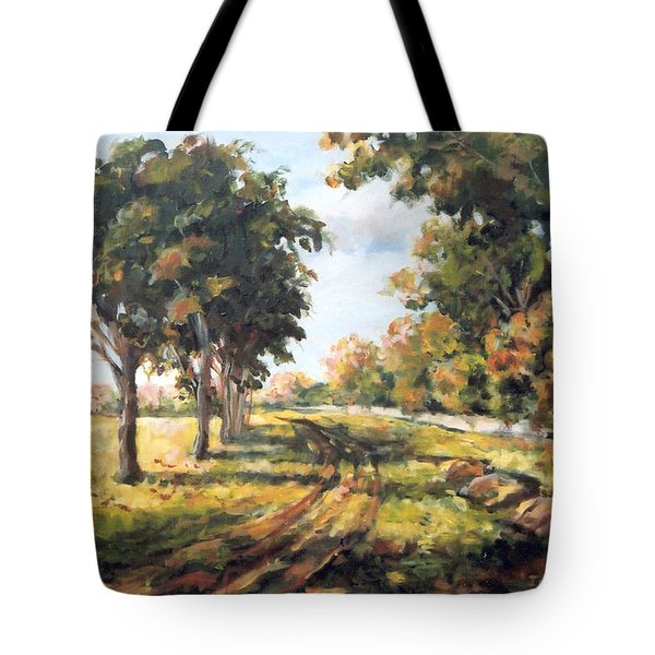 Countryside Tote Bag