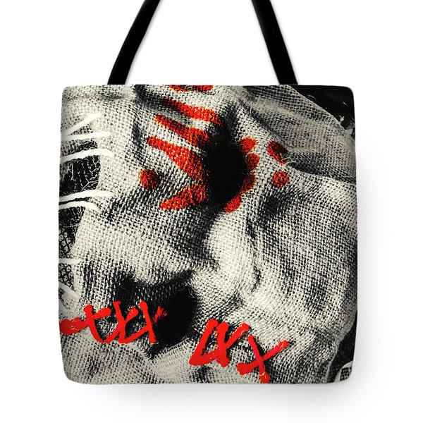Countryside Of Terror Tote Bag
