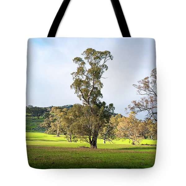 Countryside Victoria Australia Tote Bag