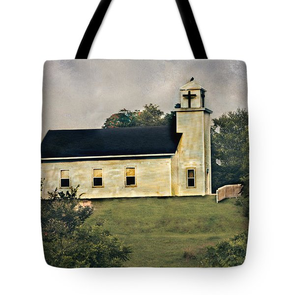 County Chruch Tote Bag