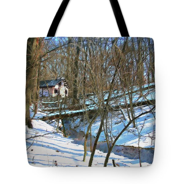 County Field House Tote Bag