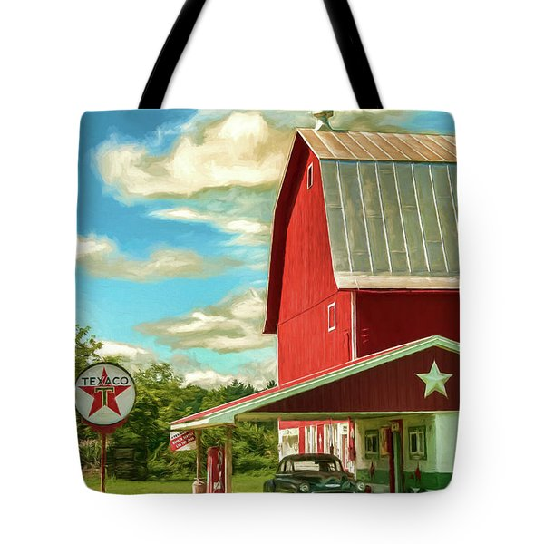 County G Classic Station Tote Bag by Trey Foerster