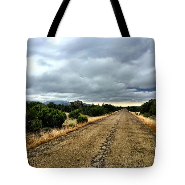 County Road Tote Bag