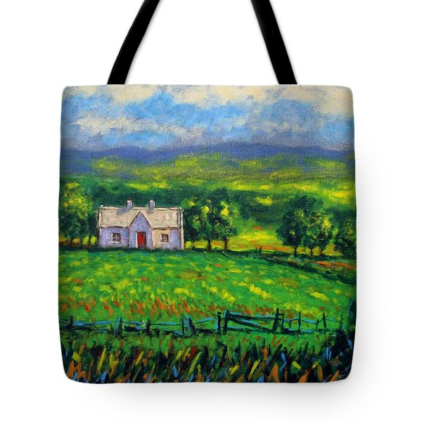 County Wicklow Ireland Tote Bag by John  Nolan