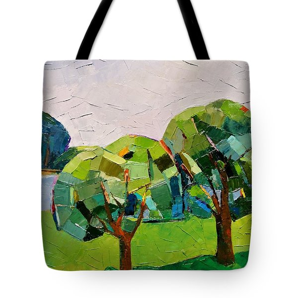 Couple In Love Tote Bag