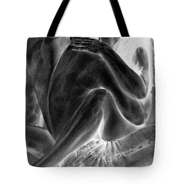 Couple Madly In Love  Tote Bag by RjFxx at beautifullart com