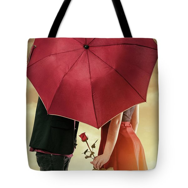 Tote Bag featuring the photograph Couple Of Sweethearts by Carlos Caetano