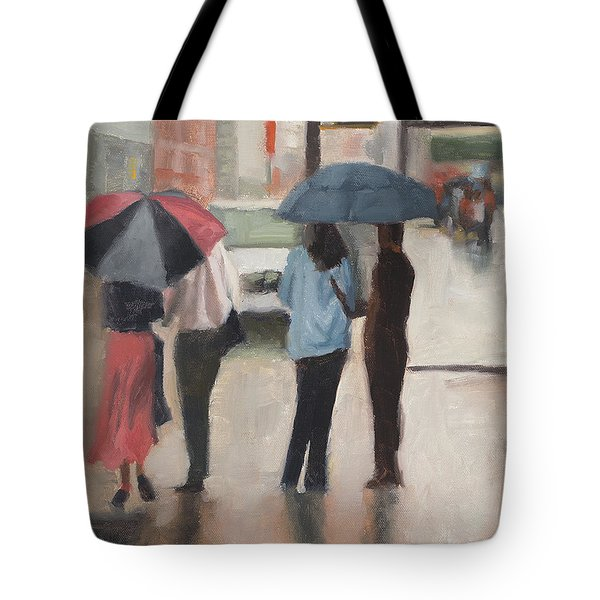 Couples Tote Bag
