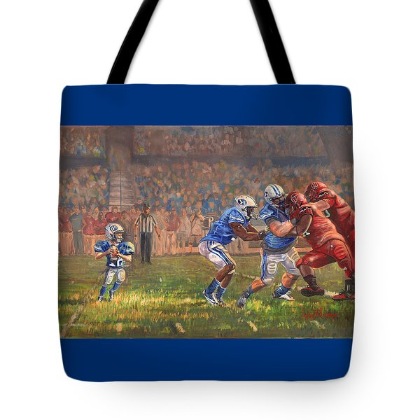 Courage To Believe Tote Bag