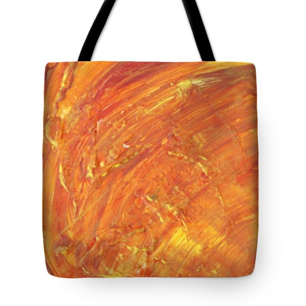 Courageous Tote Bag