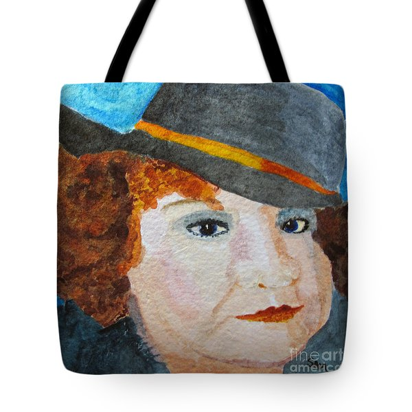 Cousin Jo Tote Bag