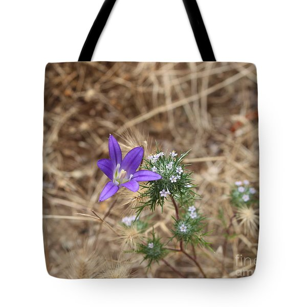 Tote Bag featuring the photograph Cousins by Marie Neder
