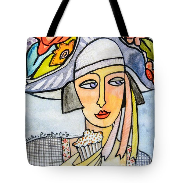 Couture Chapeau Tote Bag