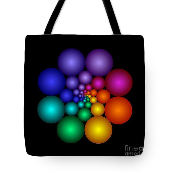 Covalent 8 Tote Bag