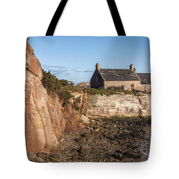 Cove Harbour Tote Bag