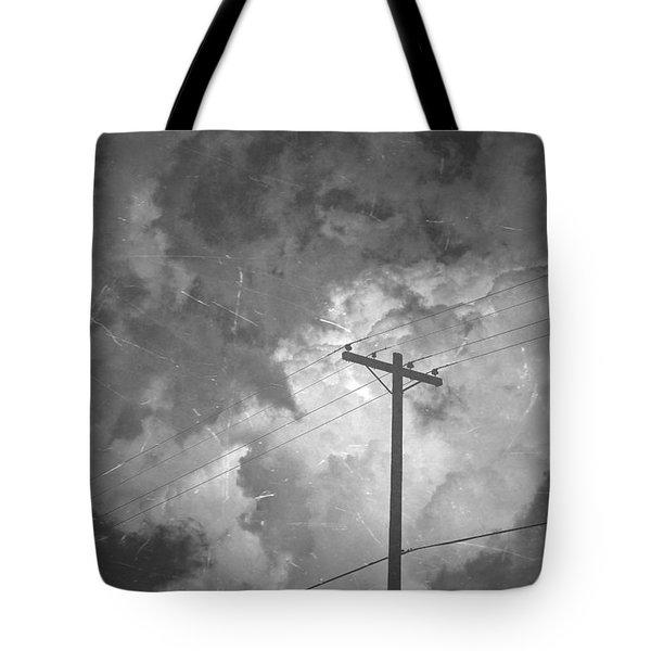 Cover Twice Tote Bag