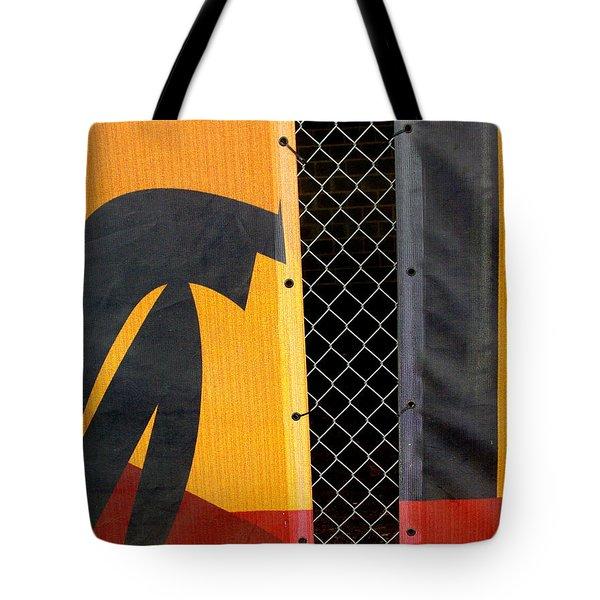Coverage Tote Bag