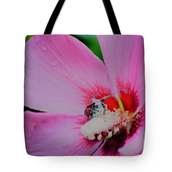 Covered In Pollen Tote Bag