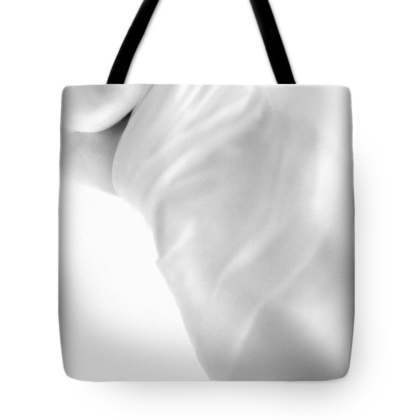 Covering The Body Tote Bag