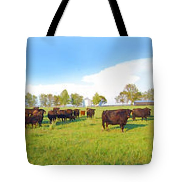Cow Expance Tote Bag