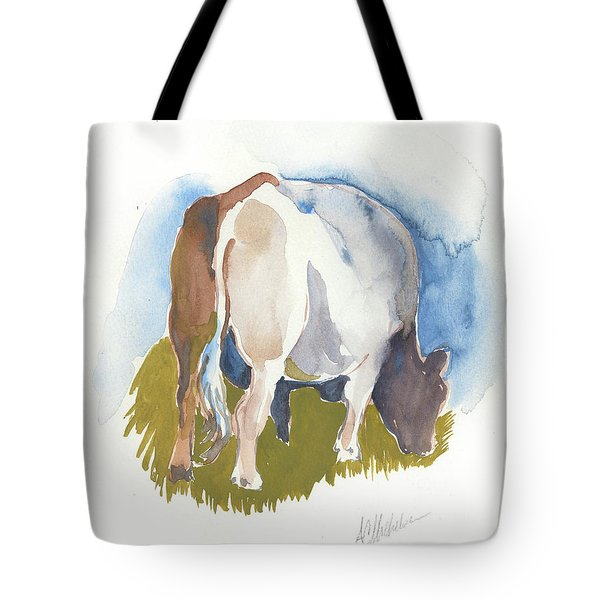 Cow I Tote Bag
