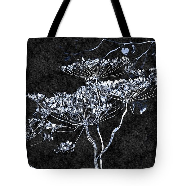 Cow Parsnip Tote Bag