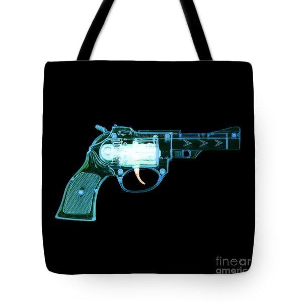 Cowboy Gun 001 Tote Bag