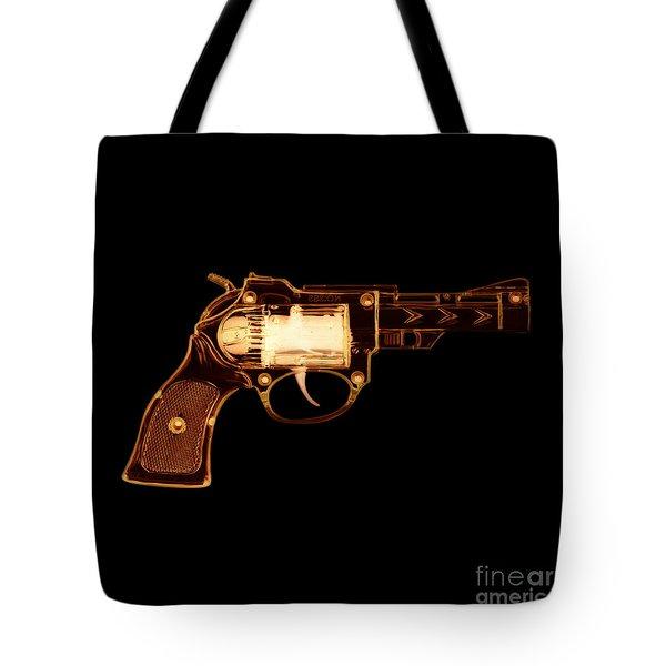 Cowboy Gun 002 Tote Bag