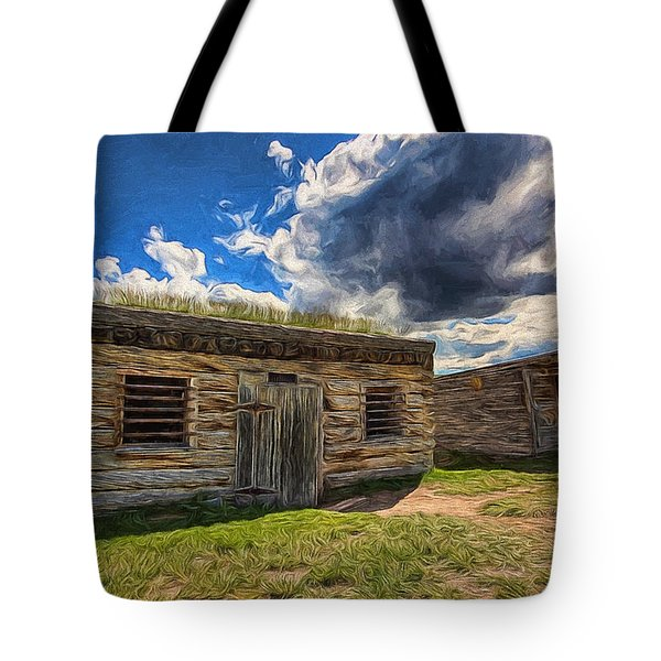 Cowboy Jail Tote Bag