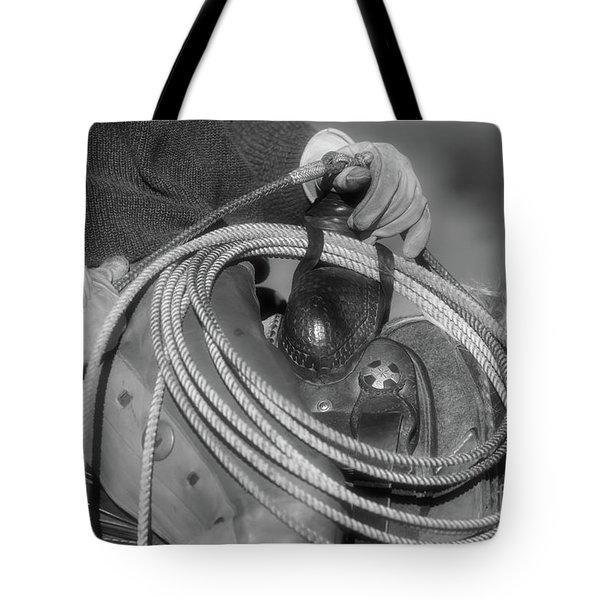 Cowboy Life Tote Bag
