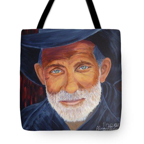 Cowboy Tex Tote Bag